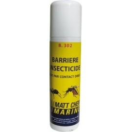Barrera insecticida