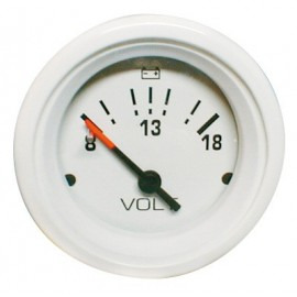 TELEFLEX voltimeter