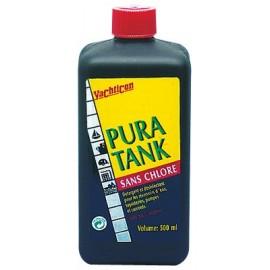 "Desinfectante ""Pura Tank"""