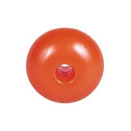Flotador para línea de agua redondo naranja