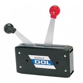 double lever control box B 47