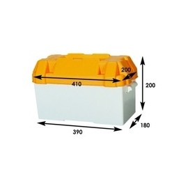 Caja batería mediana