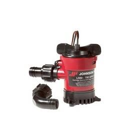 JOHNSON 2400 L/h 12V cartridge pump