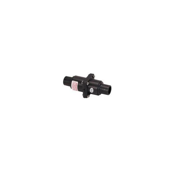 Ø 19 mm anti-comeback valve