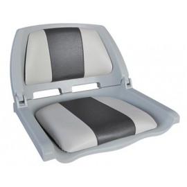 Folding pilot seat