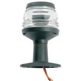 Luz blanca 360º sobre soporte en soporte