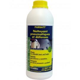 """""""PARBATT"""" limpiador para neumáticas"""
