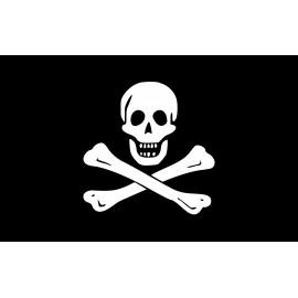 Bandera Pirata (Jolly Roger)