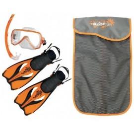 Kit snorkel Junior BEUCHAT
