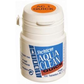 "Desinfectante ""Aqua Clean"" en pastilla"