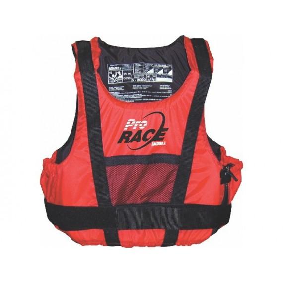 Ayuda de flotabilidad CE 50N Pro Race, 50-70kg - rojo