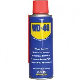 Lubricant WD-40 in aerosol