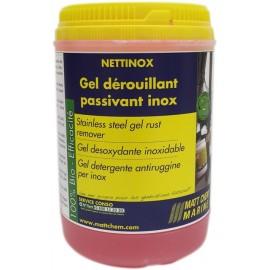 NETTINOX Gel desoxidante para inox