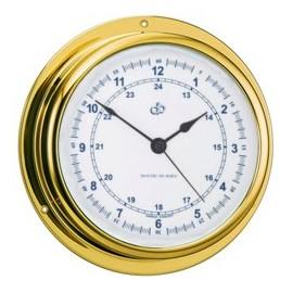 BARIGO Range 100 brass clock