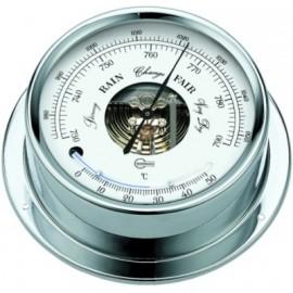 Barómetro-termómetro cromo Gama 100 BARIGO