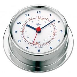 BARIGO 85 Stainless steel clock