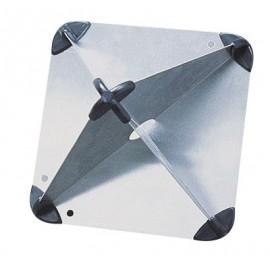 Sailing standart tubular radar reflector