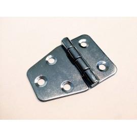 Stainless Steel Hinge 37x55mm