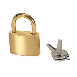 Standard brass padlock
