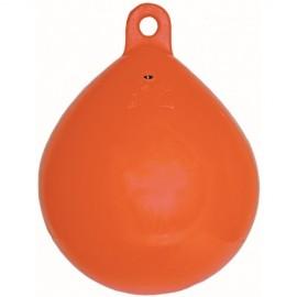 Boya hinchable naranja