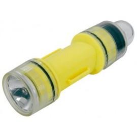 Linterna flash individual de emergencia Doble función