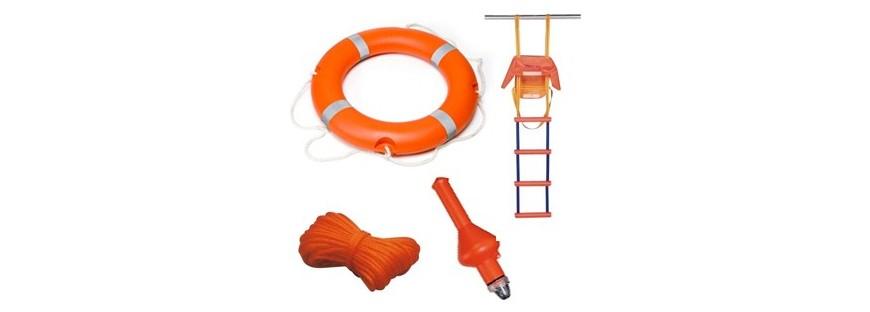 Dispositivos para hombre al agua