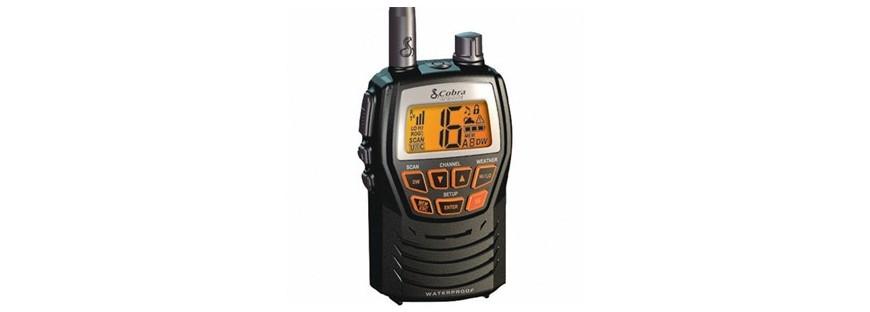 VHF portátiles