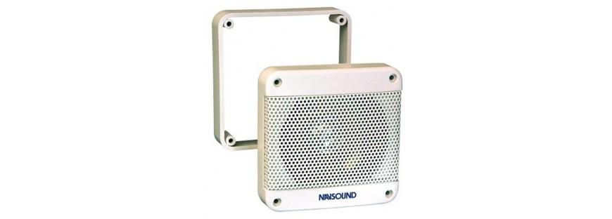 VHF speakers
