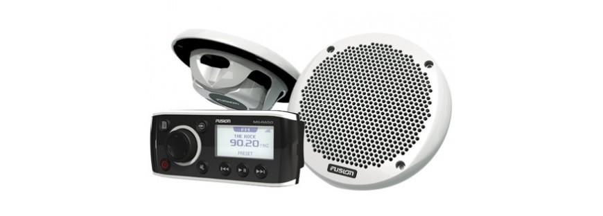 Sound and radio