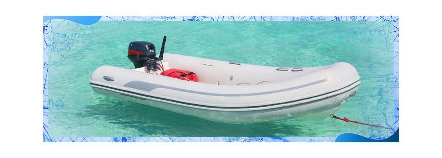 Boats and lifejackets